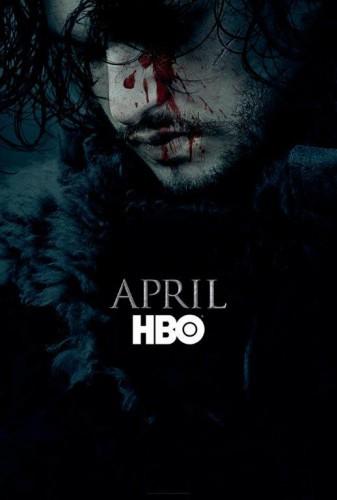 У Игры престолов вышел первый постер 6 сезона