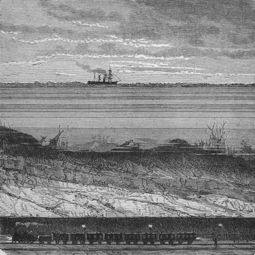Иллюстрация к британскому проекту 1885 года оставалась актуальной до самой войны 1914-го