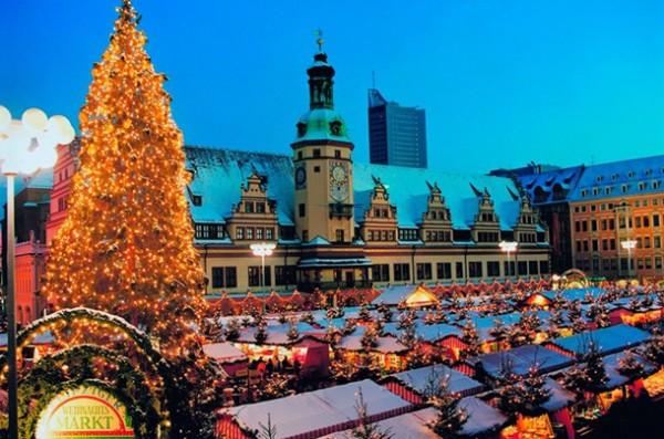 Германия на новый год