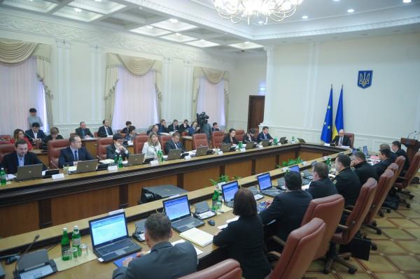 Заседание Кабмина: министры продолжат работу