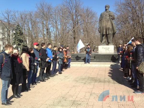 Сепаратисты говорят, что к Шевченко пришли