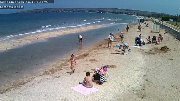 фото телок в крыму на пляже