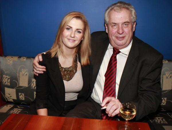 Дочь президента чехии зажигала на порно вечеринке видео