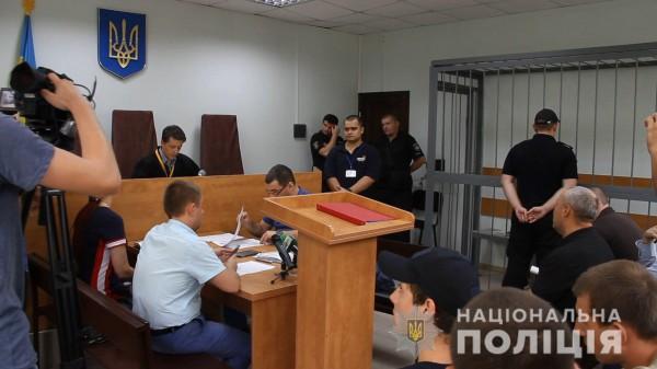 Суд избирает меру пресечения еще для 7 фигурантов