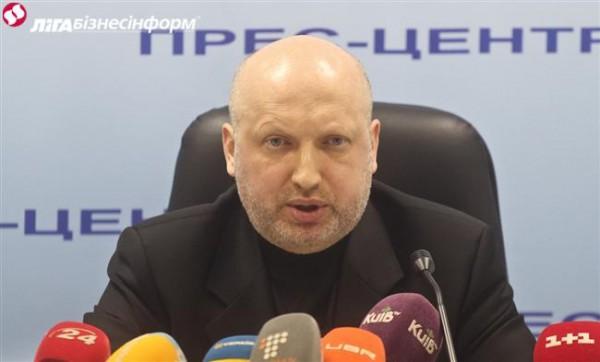 Турчинов высказался по поводу вето России