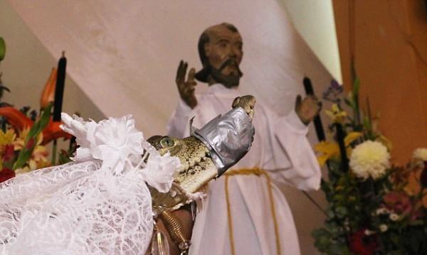 Невеста-крокодил