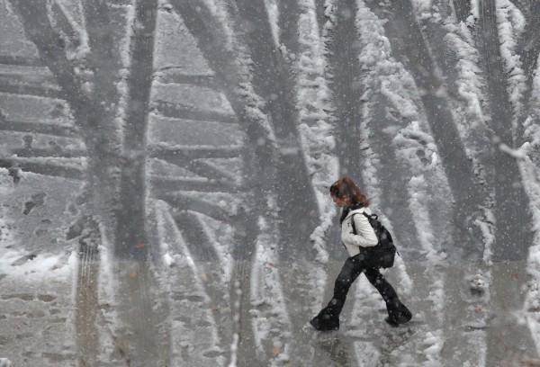 В Украине меняется погода