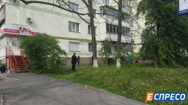 В Киеве журналист покончил жизнь самоубийством