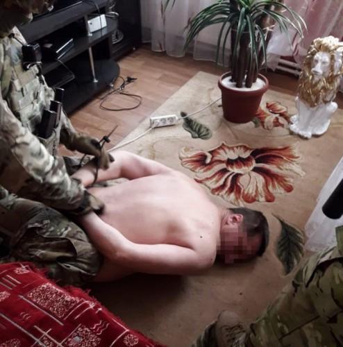 Преступниками оказались жители Киева и Донецкой области
