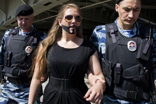 Московский гей-прайд 2014