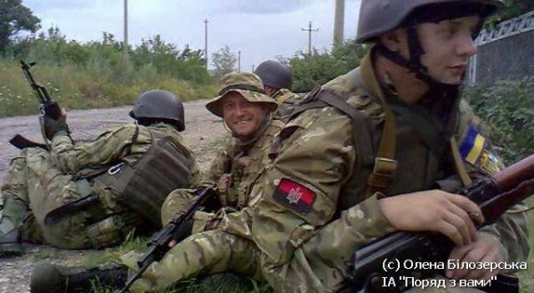 Люди, которые сегодня защищают Родину на Востоке, станут основой восстановления системы безопасности Украины, - Турчинов - Цензор.НЕТ 5430