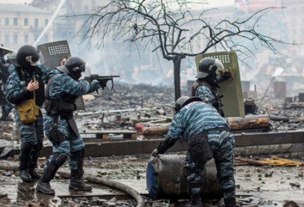 Генпрокуратура расследует расстрел Майдана
