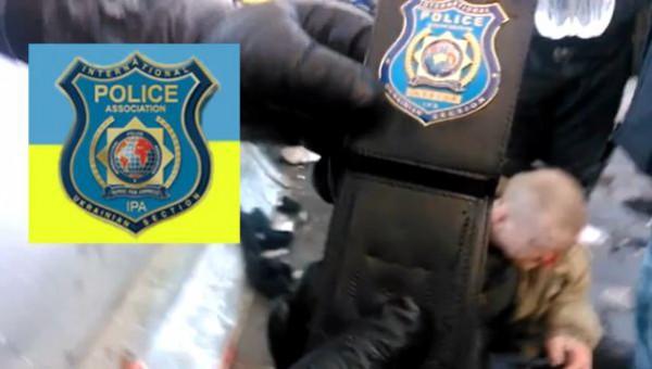 В Киеве задержали мужчину с документами иностранной организации