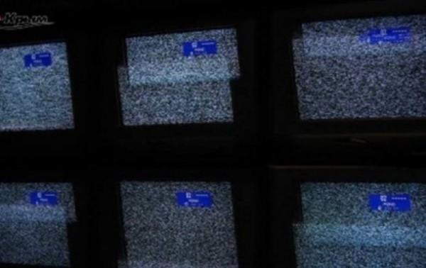 Запрещена ретрансляция еще двух телеканалов - российского и белорусского