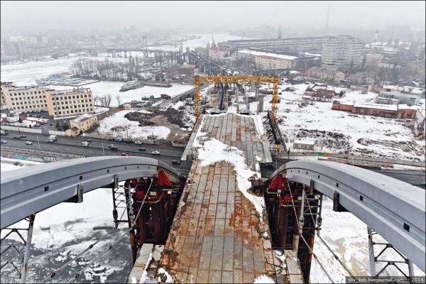 Строительство Подольского