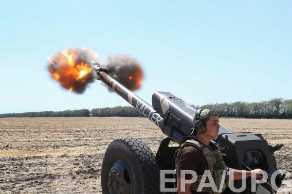 У террористов на Донбассе большие потери