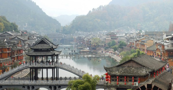 Хунань, Китай