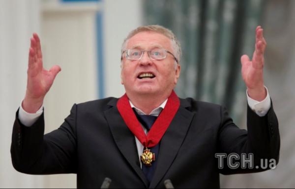 Жириновский процитировал «Боже, царя храни» при получении ордена «Зазаслуги перед Отечеством»
