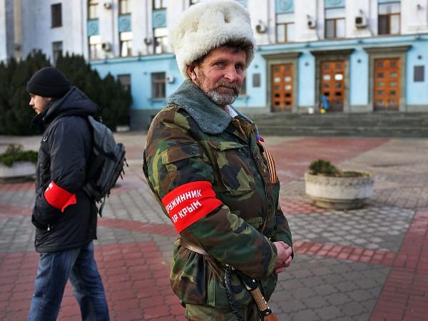 Рада рассмотрит вопрос о роспуске крымского парламента после выводов Конституционного Суда, - Турчинов - Цензор.НЕТ 2469