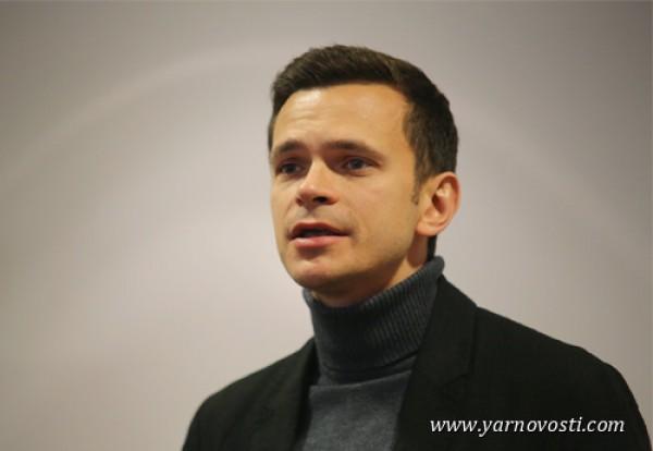 Илья Яшин сообщил о своем задержании