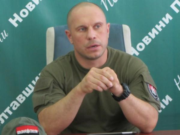 Замначальника главка МВД в Донецкой области