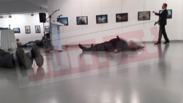 В Анкаре напали на российского посла