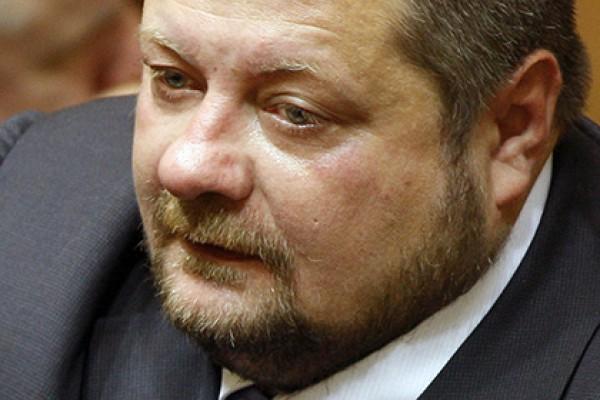 Мосийчука арестовали прямо в Раде