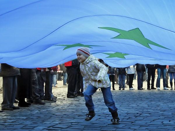 Фотохроника киевского Евромайдана
