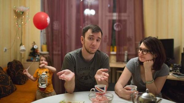 Николай и Женя Харченко, жители Калининграда