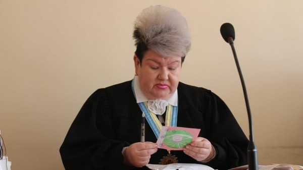Алла Бандура из Млынова стала знаменитой