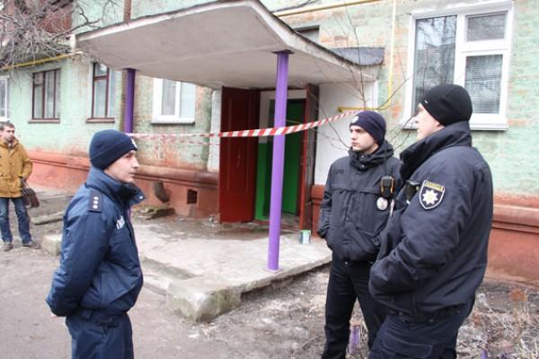 ВЧернигове сострельбой задержали правонарушителя, ранены двое полицейских