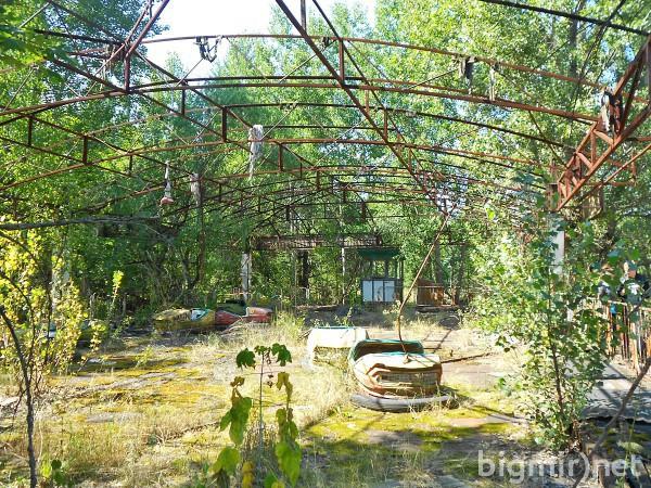 Как поехать в Чернобыль
