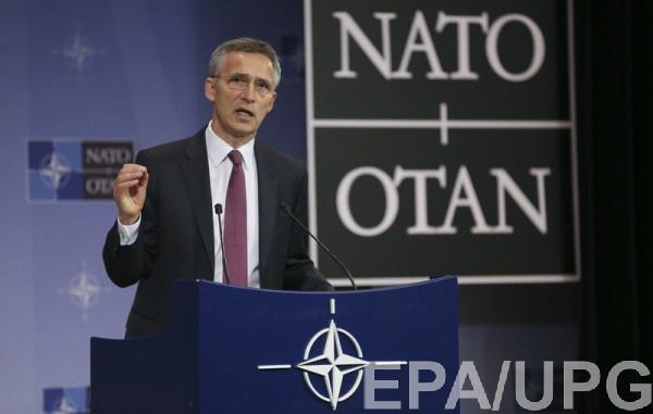 Столтенберг рассказал о помощи НАТО Украине