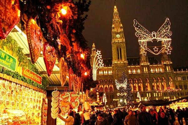 Австрия на новый год