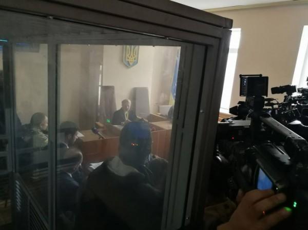 Суд по делу Павловского