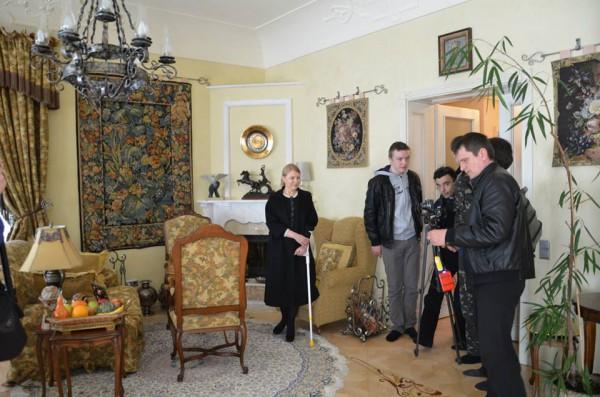 Дом Юлии Тимошенко, расположенный в элитном уголке Конча-Заспы