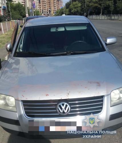 Грабители пытались скрыться на Volkswagen: потерпевшая запомнила номера