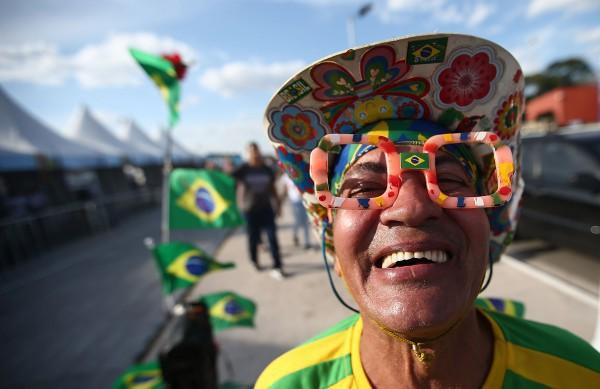 В Бразилии стартует футбольный карнавал