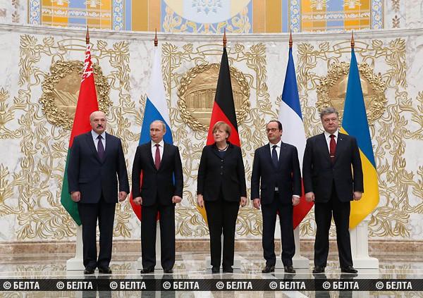 Минские переговорщики