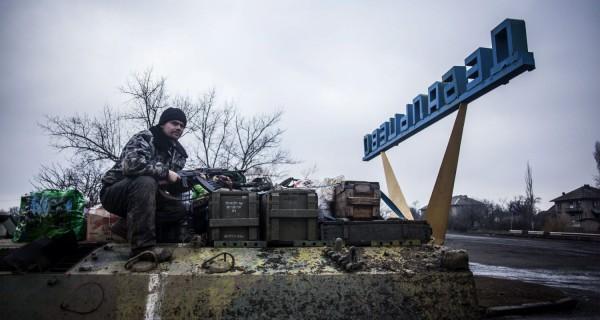 Миссия ОБСЕ прибыла в Дебальцево