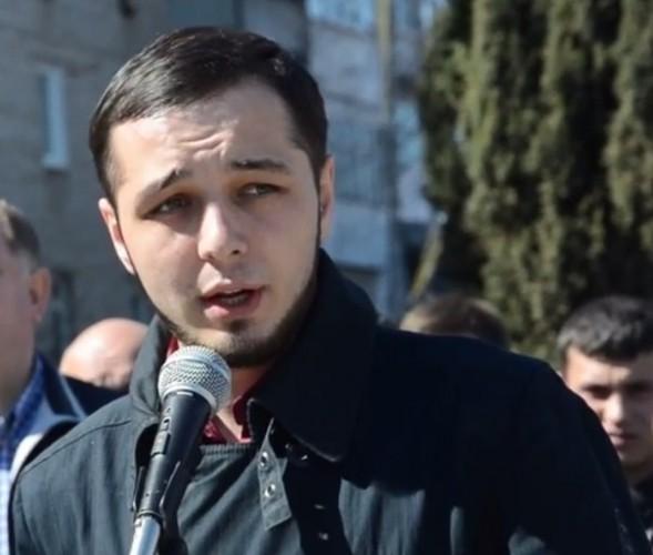 Активист Юрий Павленко был задержан в Виннице 8 декабря