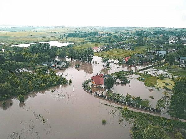 Ивано-Франковская область пострадала больше остальных