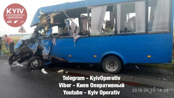 Полиция выясняет причины аварии