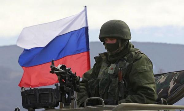 Русским военным устроили проверку
