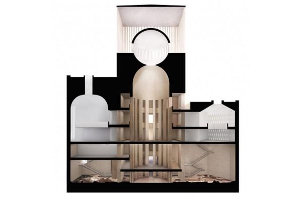 Храм призван объединить представителей всех конфессий