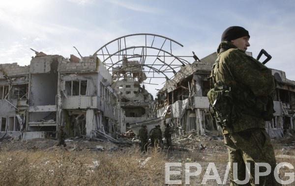Вчера боевики более часто обстреливали позиции ВСУ нанаправлении Авдеевки,— Шубец