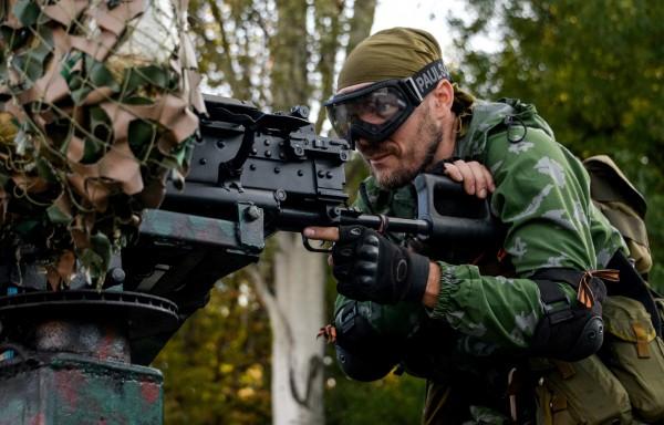 Боевики уговаривают окруженных бойцов сдаться