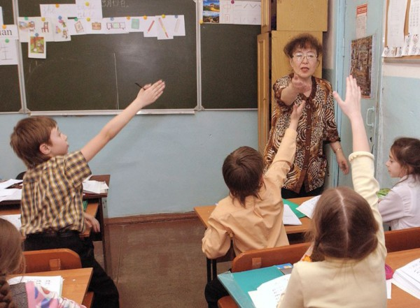 Пока китайский выбрали вторым иностранным около 1% учащихся, но их число растет