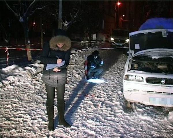 На Русановке убили человека