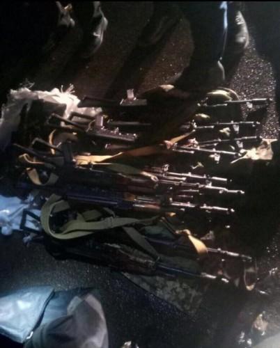 Военнослужащий купил 12 автоматов для организации «заворушки» наМайдане Незалежности